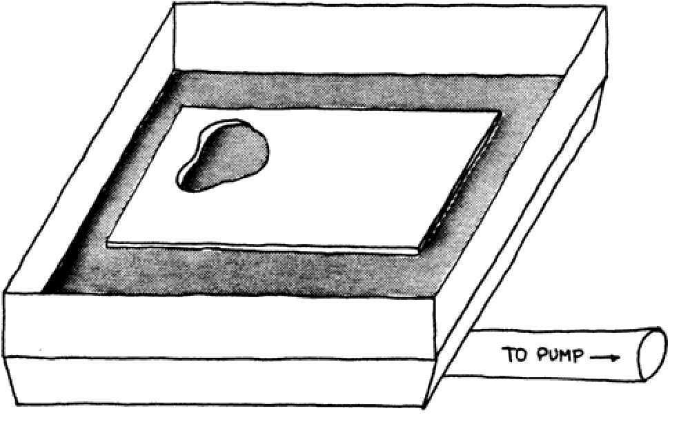 leafcasting illustration